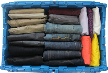 Storing Your Extra Clothing - Stow Simple in Miami, FL